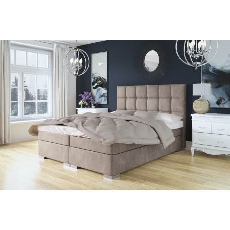 Łóżko kontynentalne Jasmine 140/200